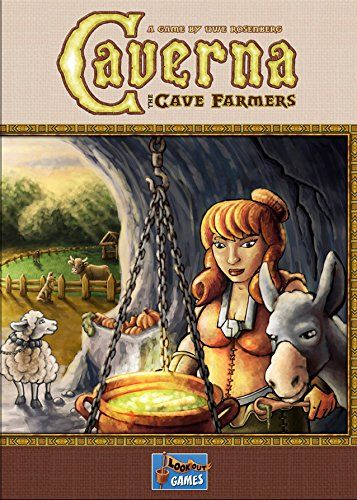 Caverna : The Cave Farmers Box Cover