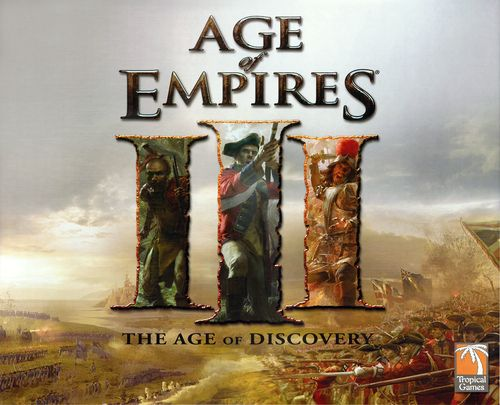 Age of Empires 3: The Age of Discovery