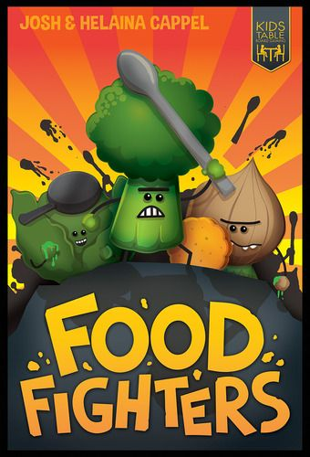 FoodFighters Board Game
