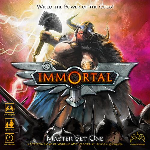 Immortal Board Game