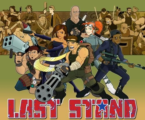 Last Stand Board Game