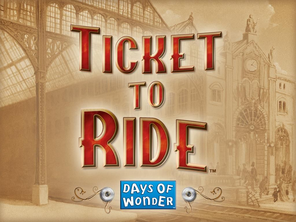 Ticket To Ride iOS