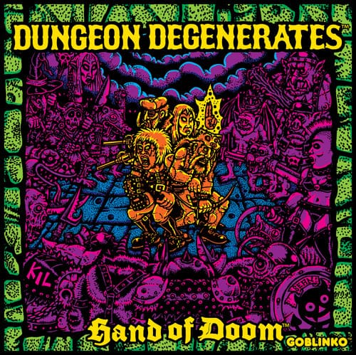 dungeon degenerates