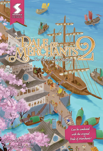 Dale of Merchants 2: The Era of Trade Masters