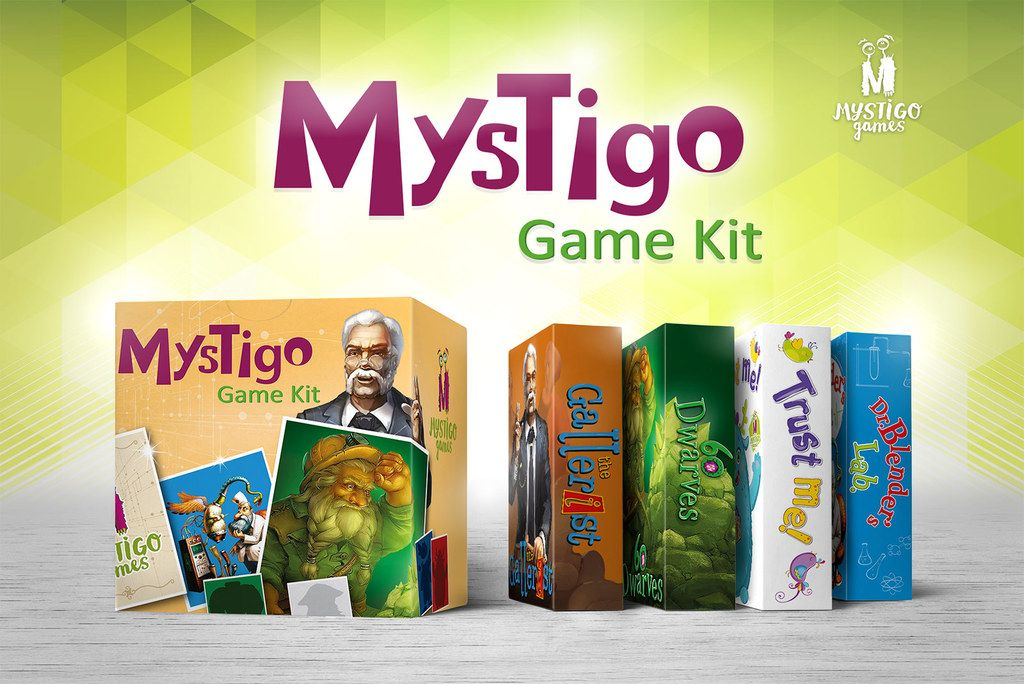 Mystigo Games Kit