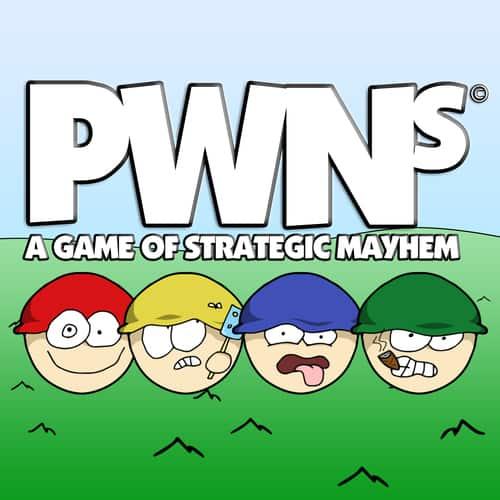 PWNs: A Game of Strategic Mayhem