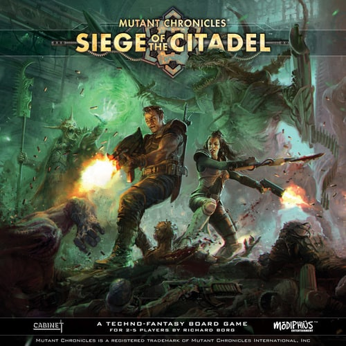 siege of the citadel