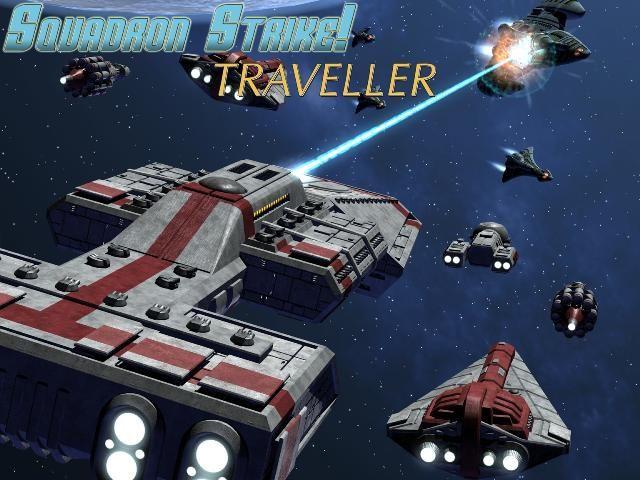 Squadron Strike: Traveller