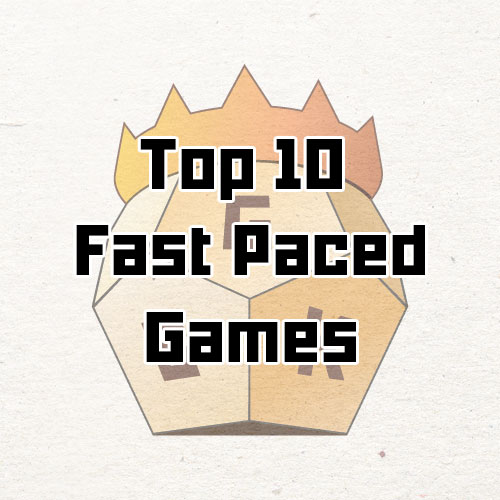 Top 10 fast paced games