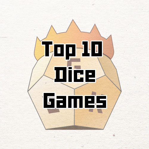 Top 10 Dice Board Games