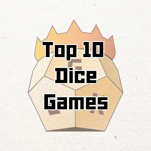 Top 10 Dice Board Games