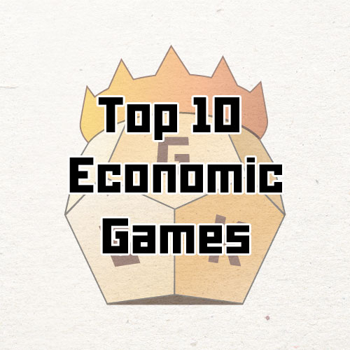 Top 10 Economic Board Games