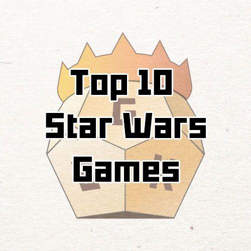 Top 10 Star Wars Board Games