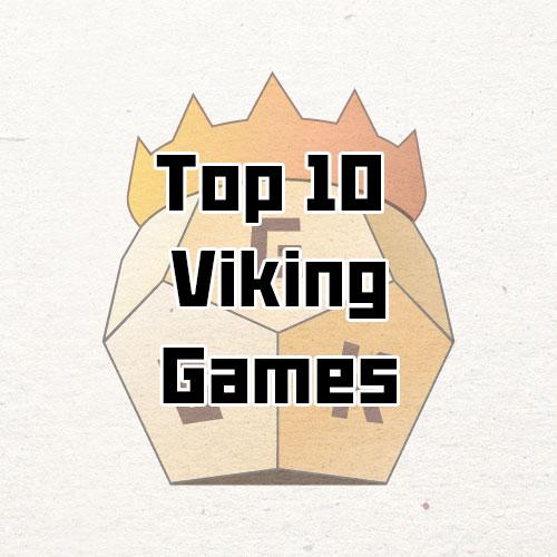 Top 10 Viking Board Games