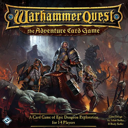 Warhammer Quest The Adventure Card Game